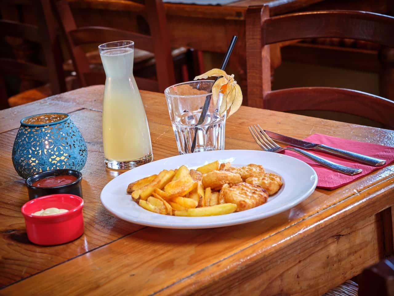 Beilagen - El Puente – Mexikanisches Restaurant Oberammergau