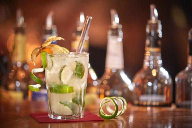 Caipirinha - Cocktail - El Puente – Mexikanisches Restaurant Oberammergau