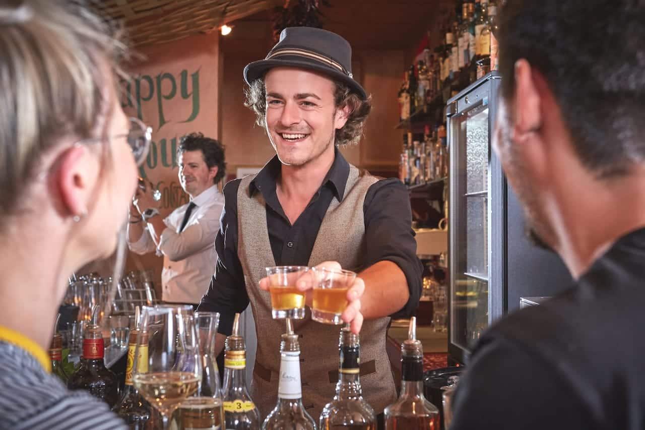 Cocktailbar - El Puente – Mexikanisches Restaurant Oberammergau