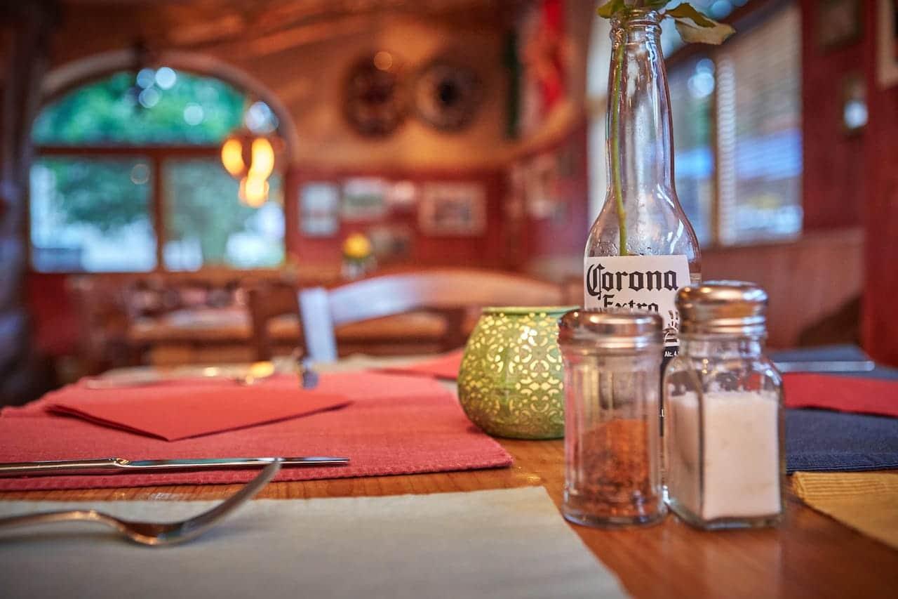 Flaschenbiere - Botellas - El Puente – Mexikanisches Restaurant Oberammergau