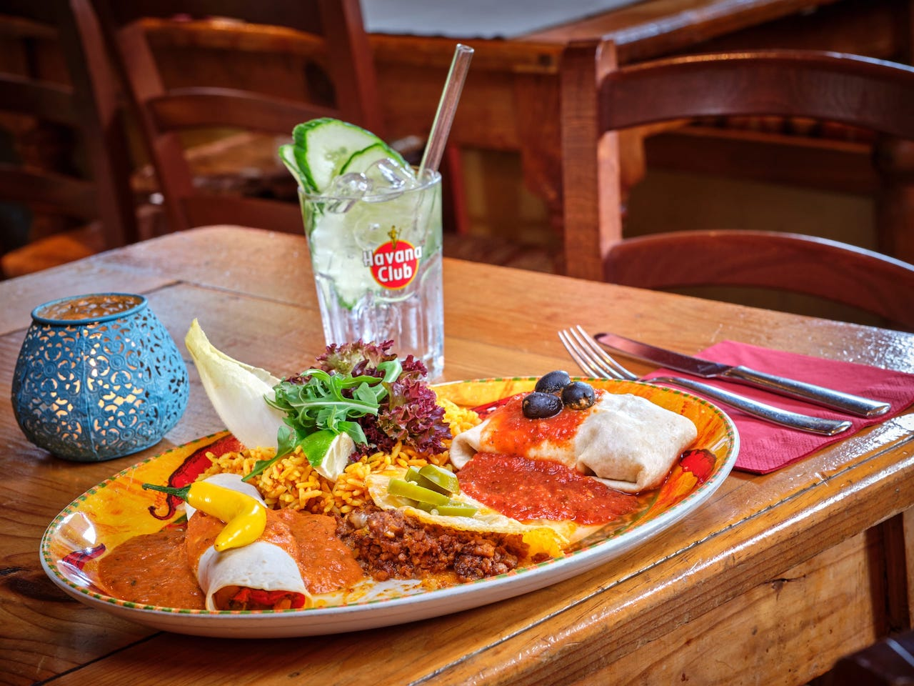 Plato Mexicana - El Puente – Mexikanisches Restaurant Oberammergau