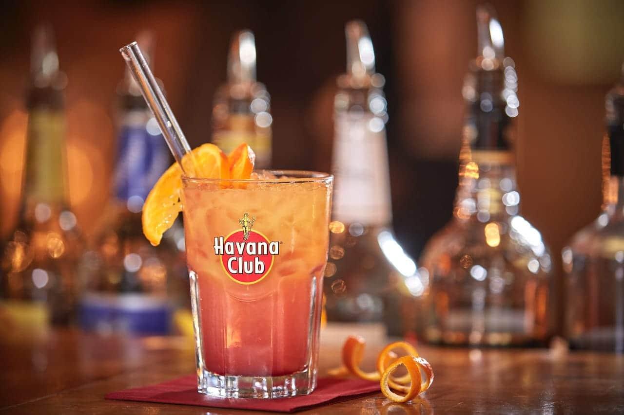 Tequila Sunrise - Cocktail - El Puente – Mexikanisches Restaurant Oberammergau