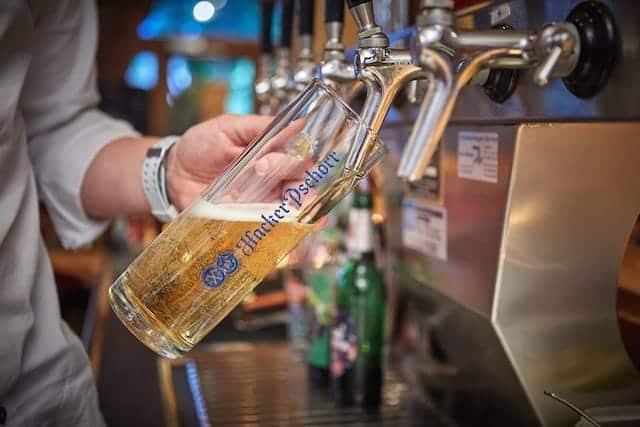 Bier - Cervezas - El Puente – Mexikanisches Restaurant Oberammergau
