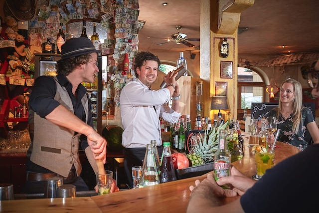 Cocktailbar - Oberammergau