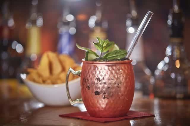 Cocktails El Puente Mexikanisches Restaurant Bar Oberammergau