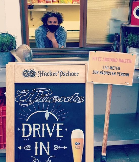 Essen bestellen Oberammergau El Puente Drive-in